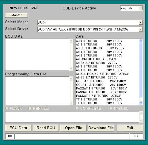 usb device active